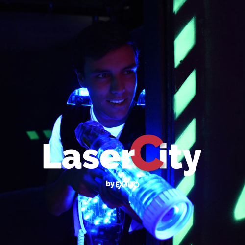 LaserCity 2 parties